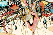 Year 8 Art Ideas / by Anita J