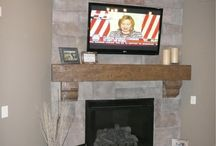 Family Room / by Vicki Reeves