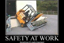 Safety at Work / by Morris Elkins