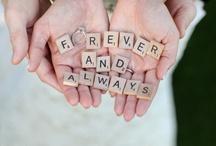 Wedding - Scrabble