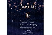 sweet 17 party