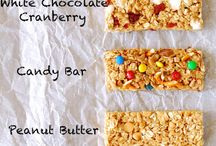 Snack Recipes / by Danielle Scholfield