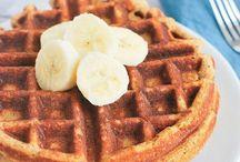 GF (Paleo) Waffles