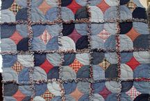 Quilt, Denim Quilts