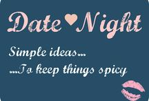 Date night / by Angelina Zanti-Hindle