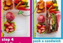 Lunch ideas / by Jen