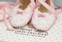 Bridal Ballet Flats / Wedding S.O.S