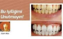 diş sağlığı / diş salığı hakkındaki her şey