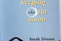 Keeping the Moon / My third book. And first ode to all things waitressing, the first career I loved.