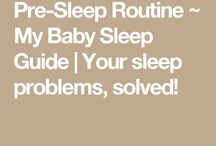 Mila sleep routine