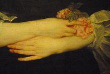 Baroque Hands & Still Life