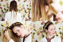 Hair styles / by Karla Latu