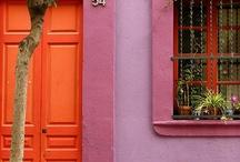 Inspiration :: Pink & Orange
