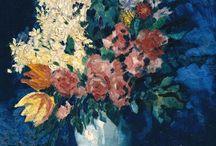 Bloemen in de kunst / Flowers in art
