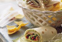 Lunch ideas! / by Anne Endres