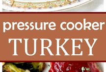 Thanksgiving Pressure Cooker Recipes