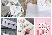 Wedding DIY Ideas / Our favorite DIY ideas for a unique wedding. Wedding DIY. DIY ideas. DIY inspiration.