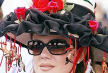 Derby hats / by Jessica Crowley