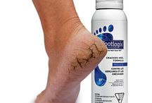 """CRACKED HEELS {Foot Care} / From years of working on clients feet and legs, we know that many feet problems are a sign of more serious medical issues.  We have a saying that you can """"tell a heel from a heel"""".  Take time to look at your feet, make sure there are not any cuts or blisters.  One of the fastest ways to get infections is from a cracked heel. They are easy to fix and take care of in seconds. Footlogix® is the world's first and only PEDICEUTICAL Mousse Foot Care line – made with pharmaceutical-grade ingredients"""