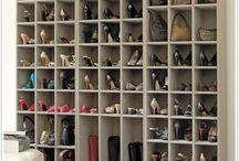 обувь хранение