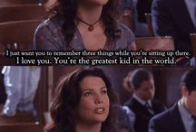 The Gilmore Girls, of course