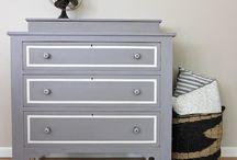 Furniture Re-Do Inspiration