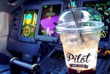 Avaition / Cockpit, airplane