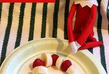 Elf on the Shelf / by Michelle Huegel