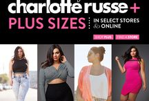 CR Plus / by Charlotte Russe
