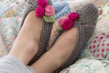 chaussons et mitaines