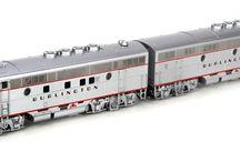 Model Locomotives / Interesting locomotives