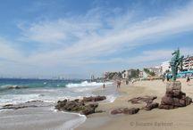 Puerto Vallarta / Hotels and attractions in the beautiful Mexican Pacific coast beach destination, Puerto Vallarta