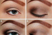 Natural makeup for leni