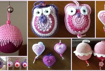 Crochet with colour / by Nicole Kroesen