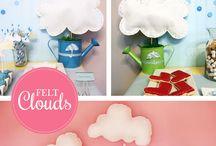 Rainy Day party ideas