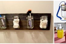 Jars, Pallets and Windows / by Brandy Gottlieb Coble