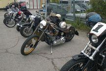Hells Angels Treviso Italy / Riding Season 2015