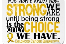 Childhood Cancer Awareness / by Destiny Samuels