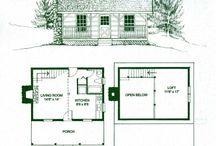 Cottage / Plans