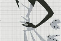 Borduren/crossstich