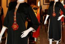 Casual Kurta Designs / Latest Casual Kurta Designs for girls. Pakistani girls formal kurta styles and cutting trends. Stylish shalwar kameez kurta design 2014.