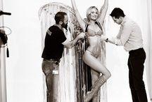 Victoria's Secret Fashion Show 2013 - Fittings