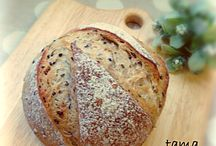 Bread / by SnapDish Recipe & Food