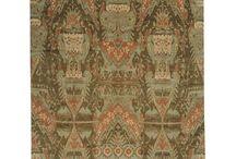 Usbek carpets