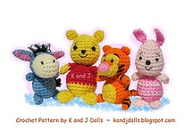 Winnie the Pooh / by Kay Schott