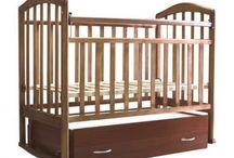 Детские кроватки / Детские кроватки российского производства из экологически чистой древесины.