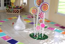 Candyland Party / by Katie Snitko