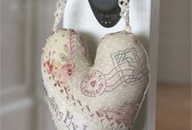 Sewing * Hearts