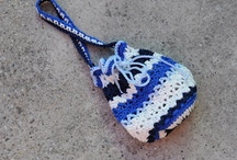 Bags and purses - crochet