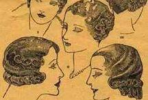 coiffure 1920
